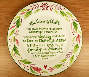 Wichita The Giving Plate